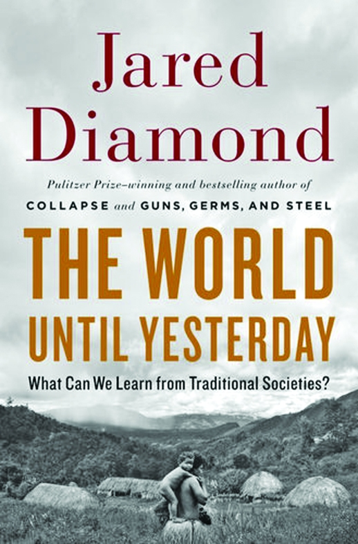 jared diamond the world until yesterday